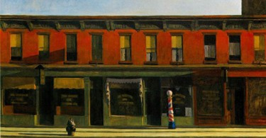 Hopper - Sunday Morning