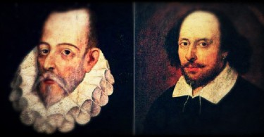 cervantes shakespeare